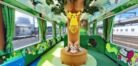 Pokémon Train (Trem Pokémon) 2