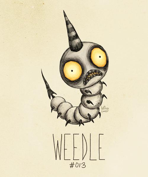 013-weedle