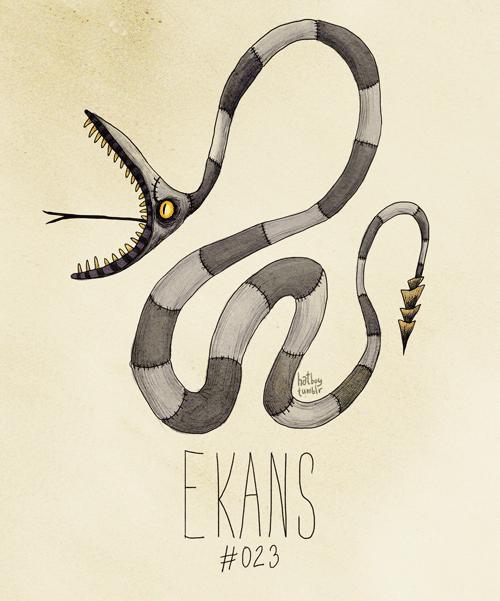 023-ekans