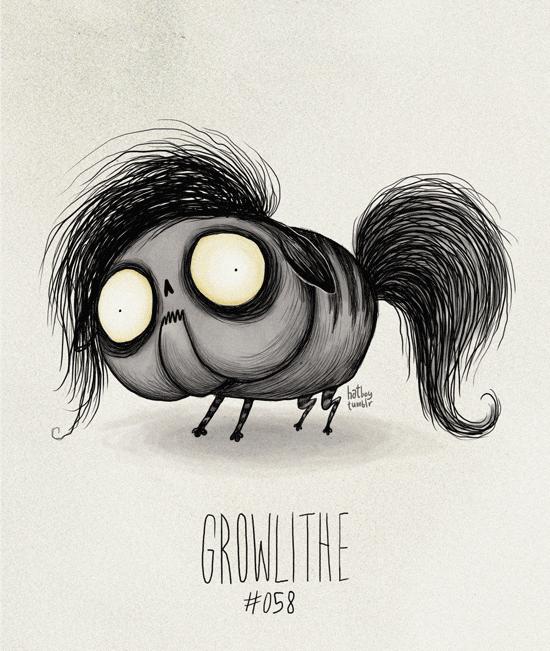 058-growlithe