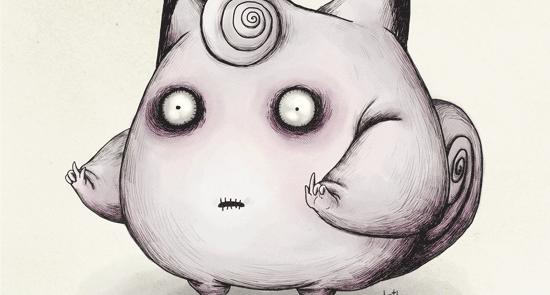 Pokémons macabros