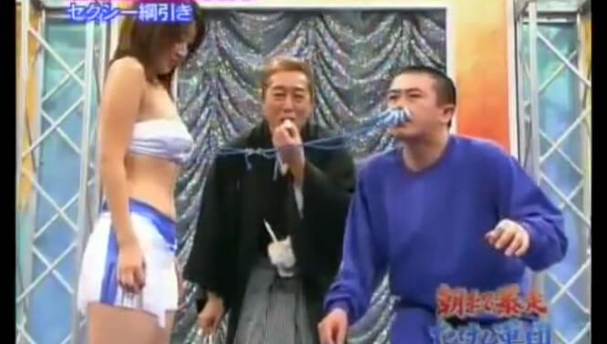 game show japonês