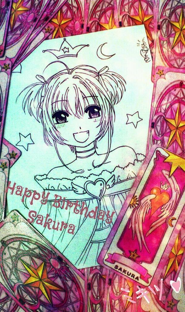 Sakura Card Captors homenagem 3