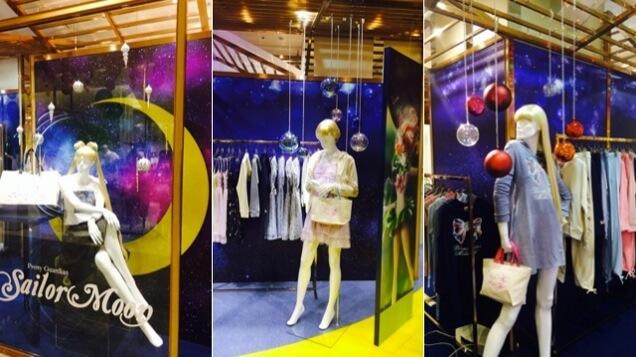 Sailor Moon boutique