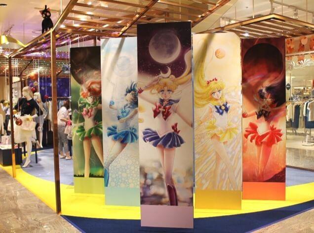 Sailor Moon boutique 3
