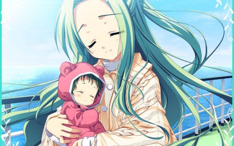 Mamães dos animes