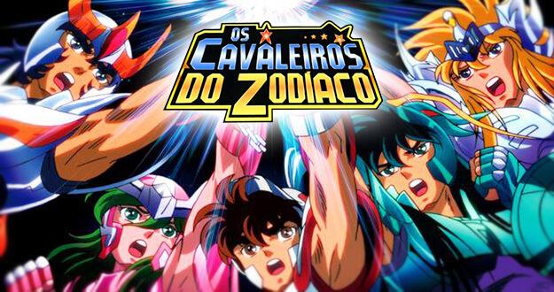 Já esta disponível no catálogo da Netflix todas as temporadas do clássico anime Cavaleiros do Zodíaco (Saint Seiya).