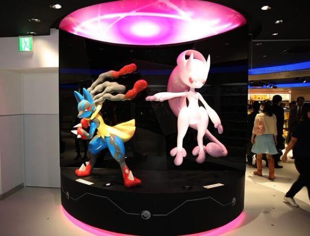 Inaugurado o maior Centro Pokémon de Tóquio 9887