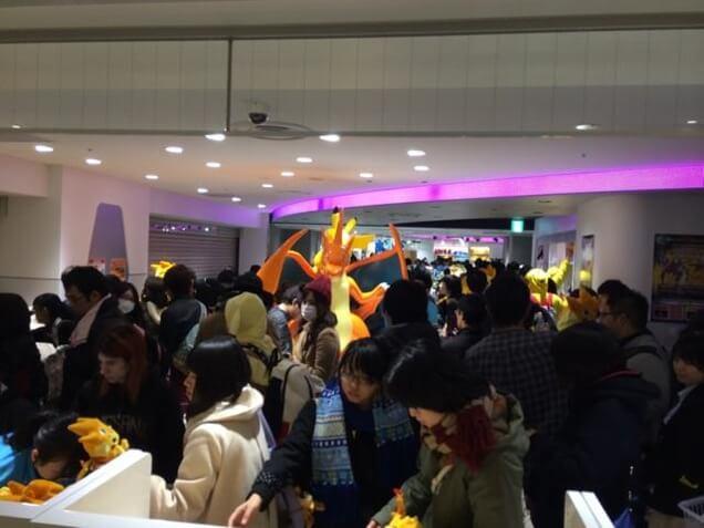 Inaugurado o maior Centro Pokémon de Tóquio fg