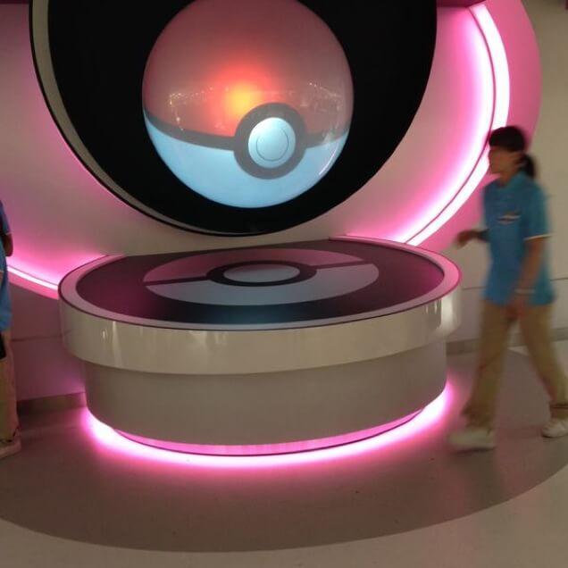 Inaugurado o maior Centro Pokémon de Tóquio 45