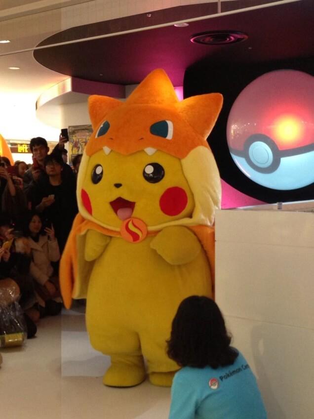 Inaugurado o maior Centro Pokémon de Tóquio 5