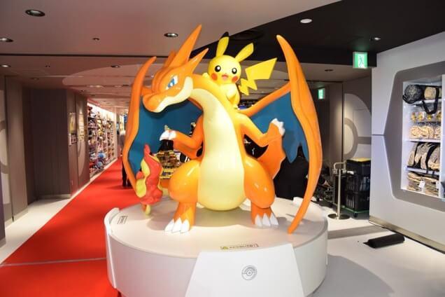 Inaugurado o maior Centro Pokémon de Tóquio
