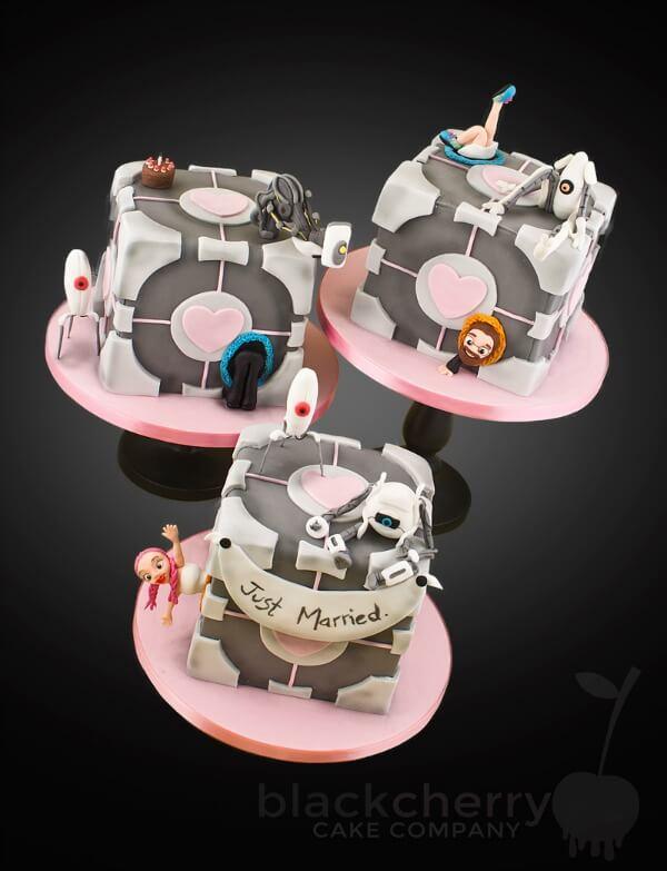 a99245_Companion-Cube-Portal-Wedding-Cake