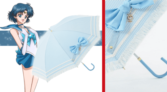 Super Groupies lança modelos de guarda-chuvas de Sailor Moon Su-7