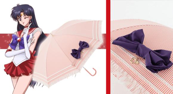 Super Groupies lança modelos de guarda-chuvas de Sailor Moon Su-8