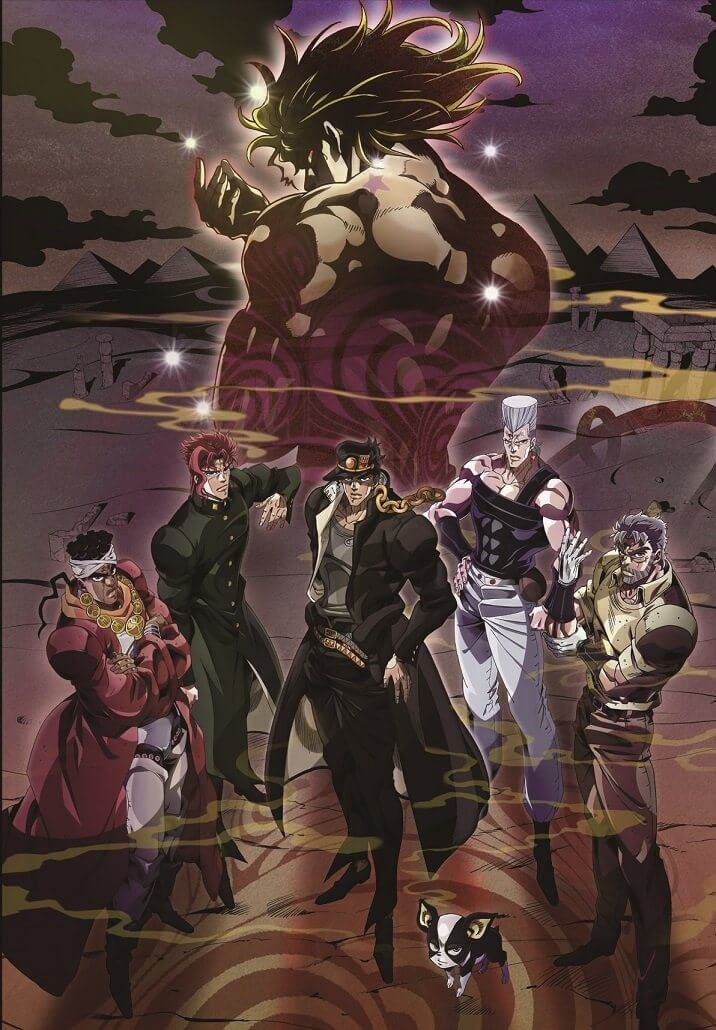 3 Jojos-Bizarre-Adventure-Stardust-Crusaders-2nd-Season-visual-haruhichan.com-winter-2015-anime