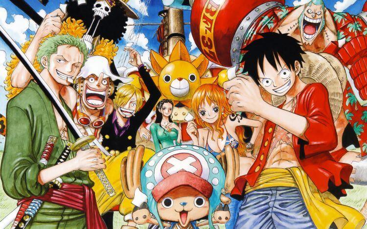 Resultado de imagem para One Piece mangá