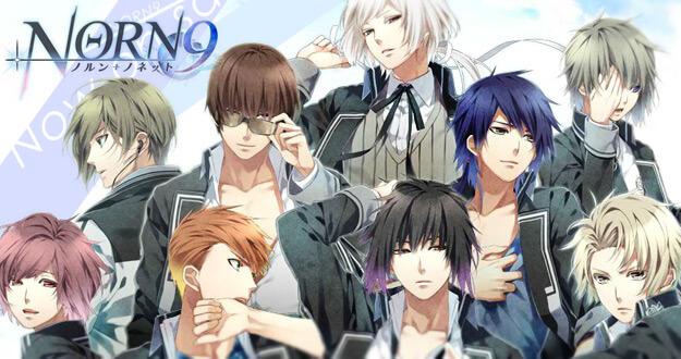 Norn9-anime