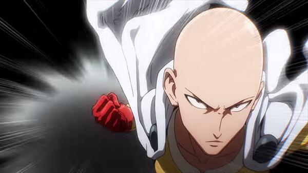 Saitama (One Punch Man) 4 GQCA