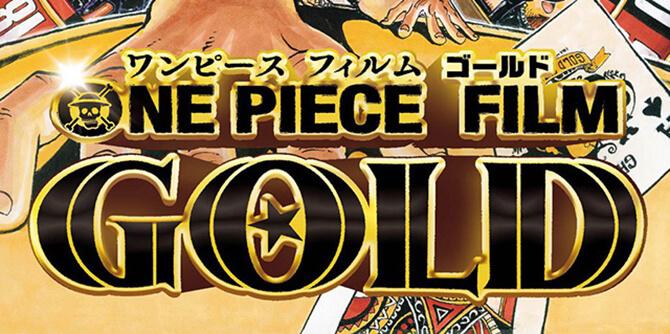 One Piece Film Gold - GQCA