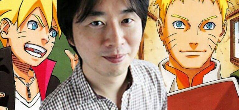 Naruto Boruto Masashi Kishimoto GQCA