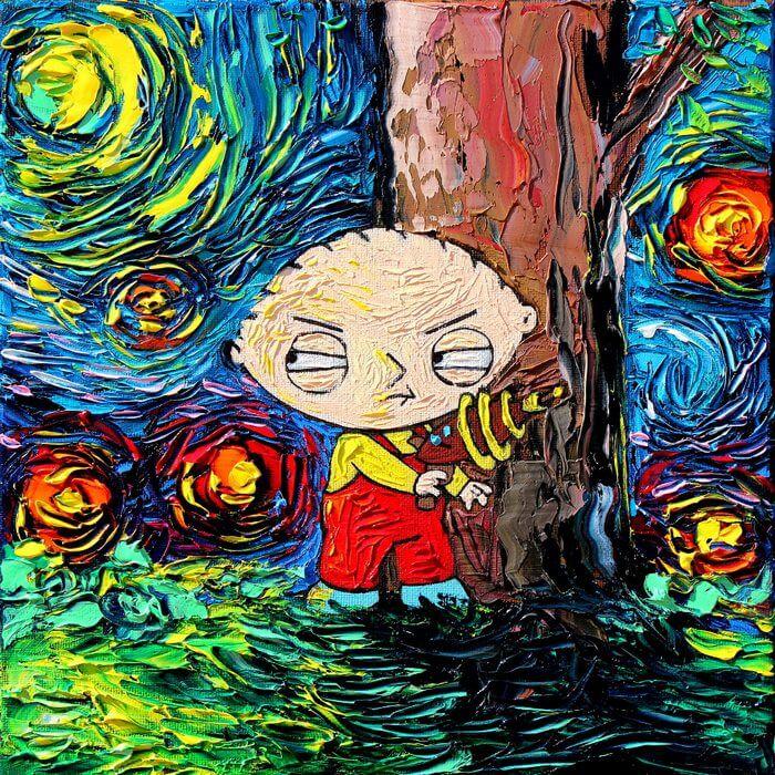 pop-culture-paintings-van-gogh-never-aja-kusic-2-58f5d76b56975__700