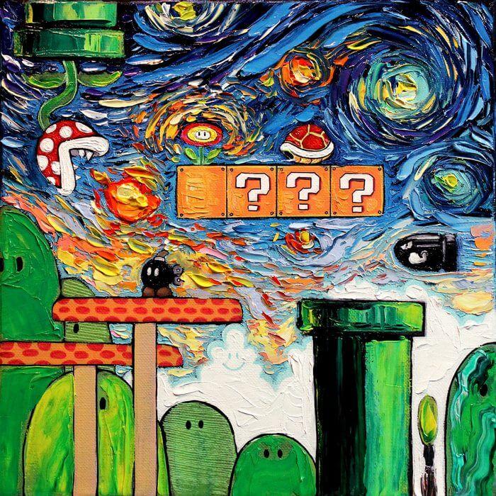 pop-culture-paintings-van-gogh-never-aja-kusic-47-58f5d7ed4b09a__700