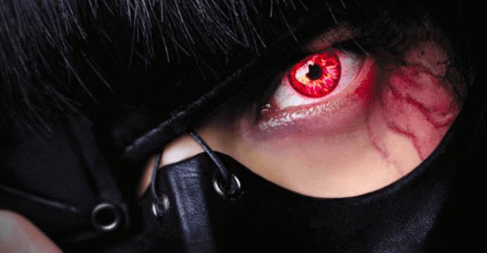 Tokyo Ghoul com Nishiki Nishio