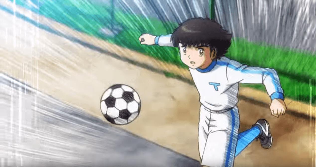 31a705f4f5 Captain Tsubasa (Super Campeões) – Cartoon Network revelou novo horário de  exibição