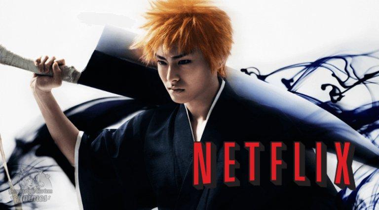 Bleach live-action Netflix GQCA