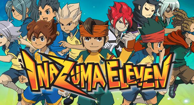 Inazuma Eleven (Super Onze) GQCA