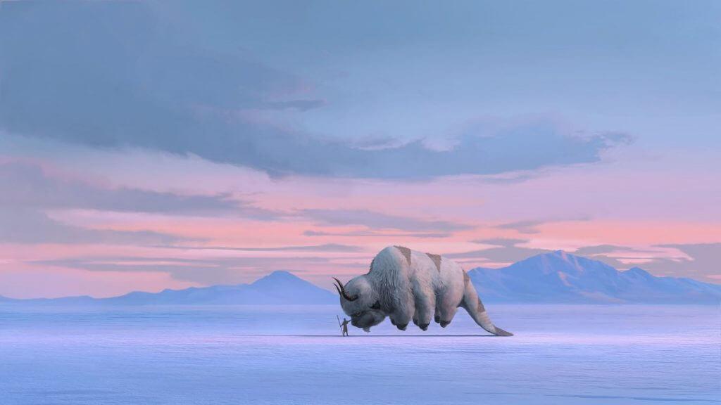 Avatar: A lenda de Aaang