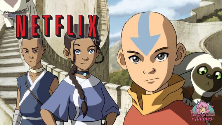 Avatar: A lenda de Aang GQCA