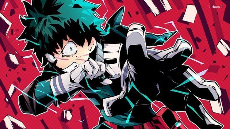 Boku no Hero Academia (My Hero Academia) GQCA