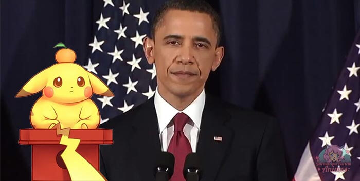 Barack Obama Pokémon GQCA