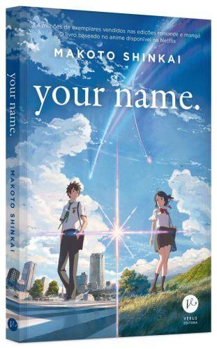 Kimi no Na Wa Your Name GQCA