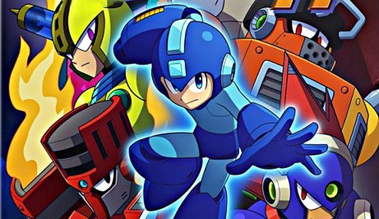 Mega Man GQCA