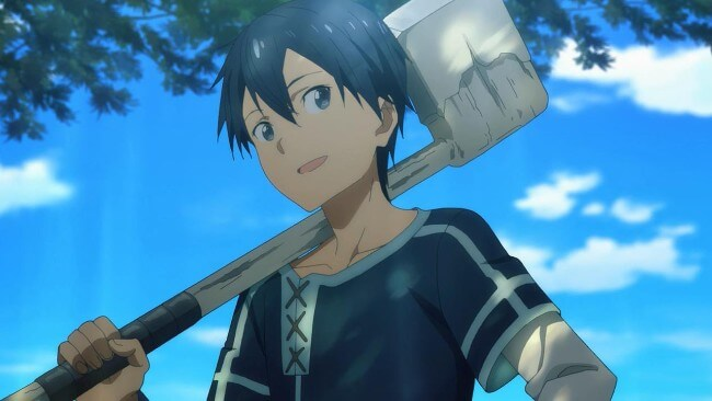 4 Sword Art Online Alicization GQCA