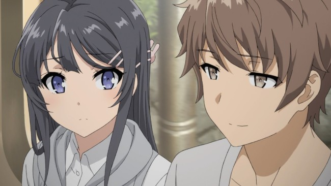 7 Rascal Does Not Dream of Bunny Girl Senpai GQCA