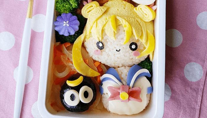 Sailor Moon - Cozinheira Taiwan