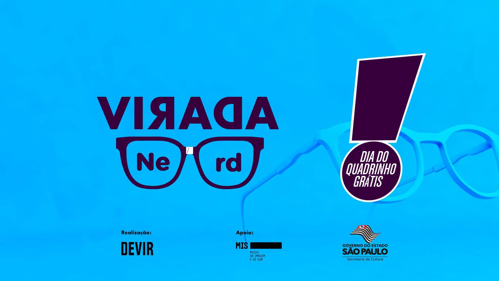 Virada Nerd SP