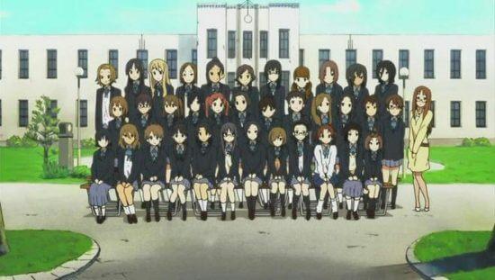 Animes que NÃO acontece no Japão 5