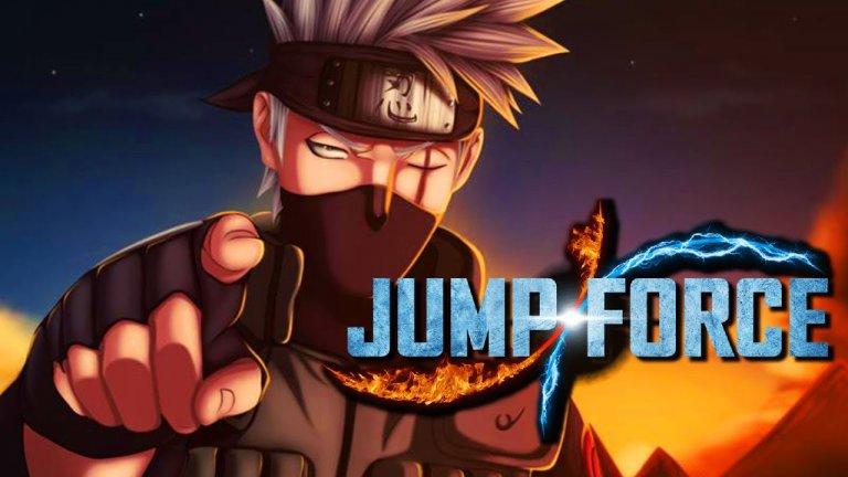 Jump Force Kakashi