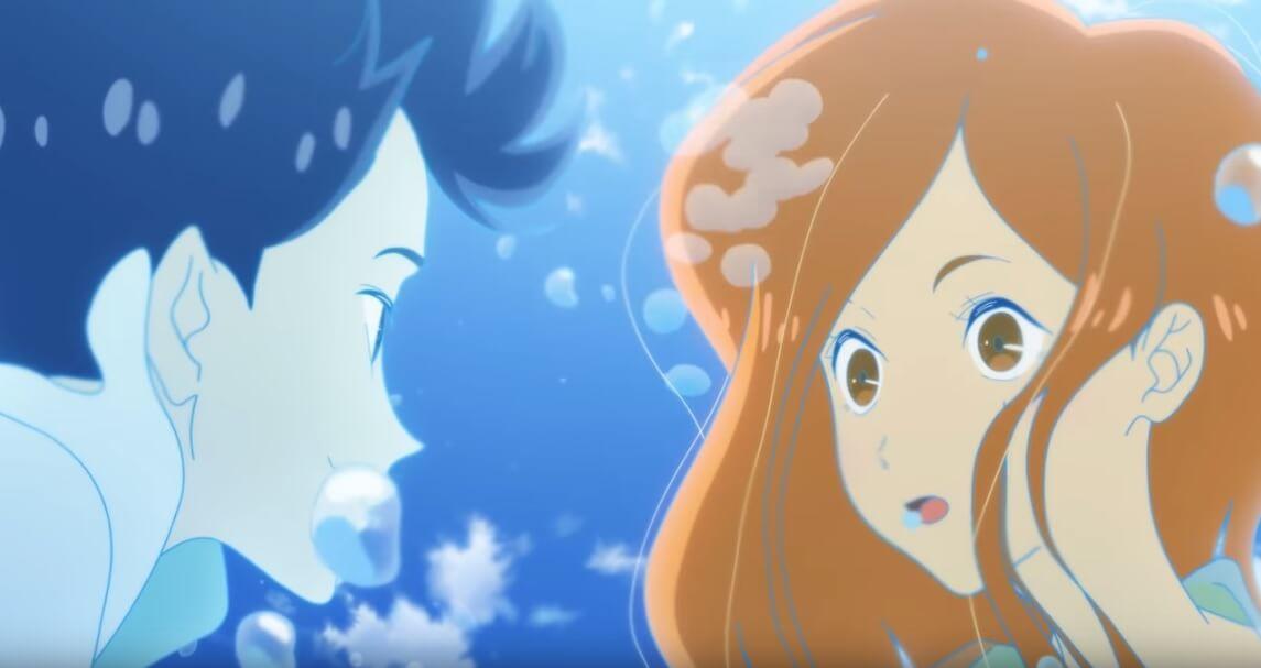 Kimi to, Nami ni Noretara Filmes Anime