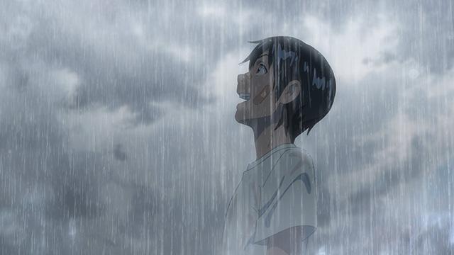 Tenki no Ko GQCA 3 Weathering With You