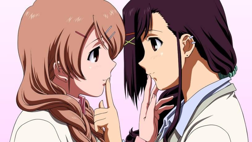 Melhores Animes Yuri