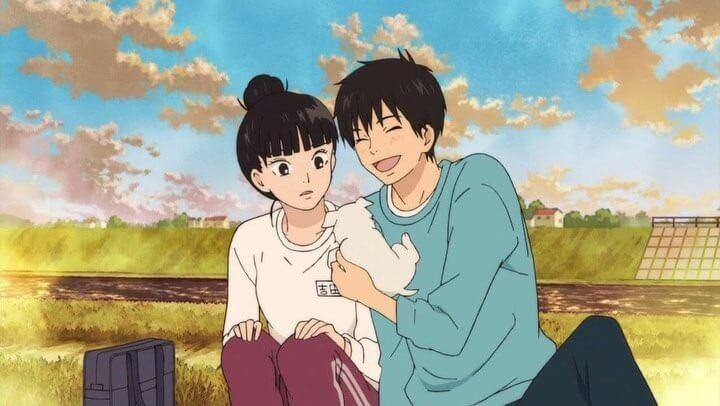 Kimi ni Todoke - Shoujo