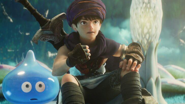 DRAGON QUEST YOUR STORY GQCA TOP 10 Filmes Anime