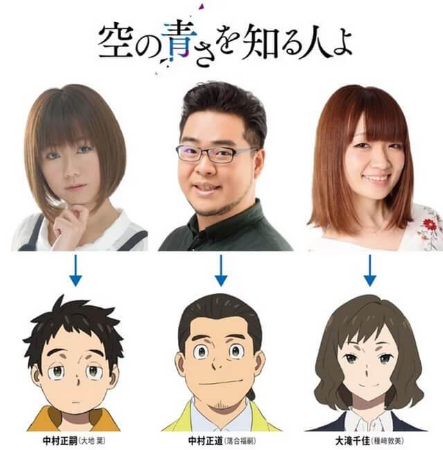Sora no Aosa o Shiru Hito yo