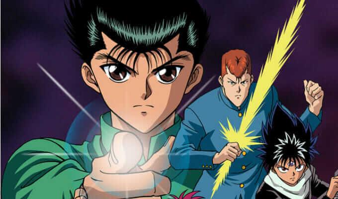 Yu Yu Hakusho -10 Animes Antigos que valem muito a pena assistir